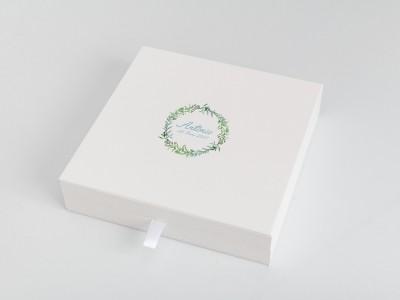 Caja Style Baby Lino Ribbon