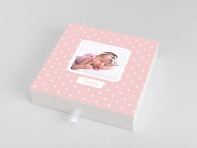 Caja Style Baby Colorex Lino