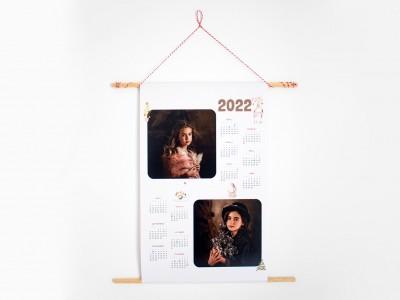 Calendario Stick Navidad