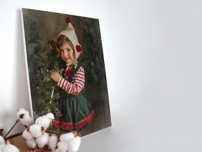 Canvas 30x40 Navidad