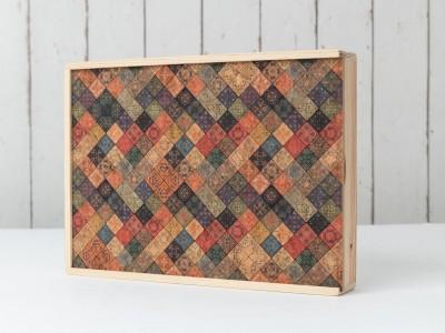Caja de Madera Córtika