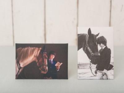 Portafotos Lino 10x15 V/H