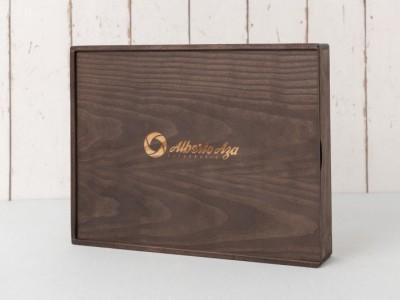 Caja de Madera Wood