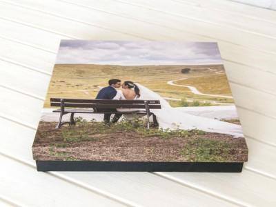 Caja Forrada Fotográfica