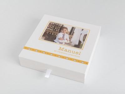 Caja Style Colorex White