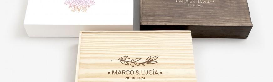 COLOREX LAB | Cajas de Madera